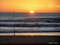 WAINUI beach sunrise